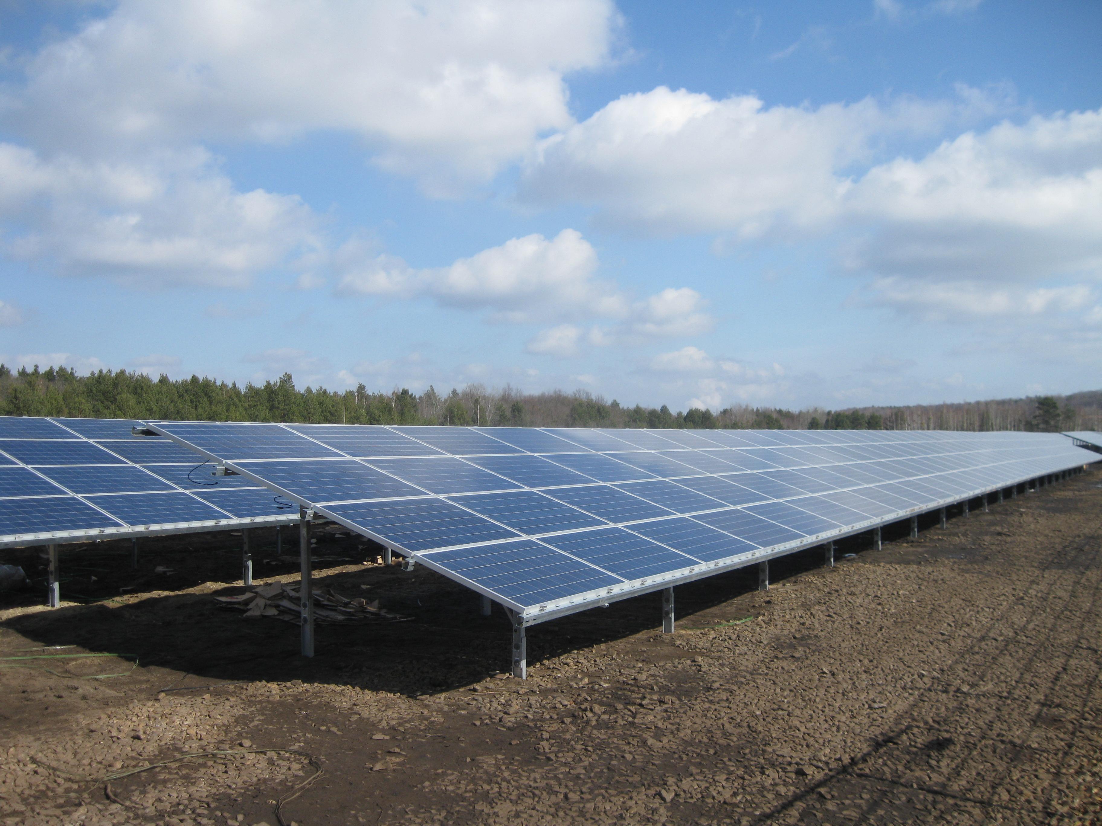 Solaranlage Lauta 02