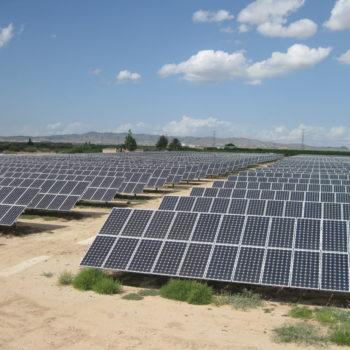 Solaranlage Murcia 02